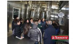 """Il 17 dicembre 2015 gli allievi del corso """"Quality Manager"""" a La Torrente di Sant'Antonio Abate (NA)"""