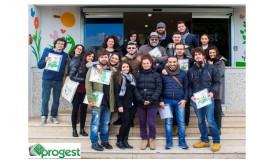 """Visita guidata alla """"Progest Spa""""  di Gricignano di Aversa 11 febbraio 2016"""